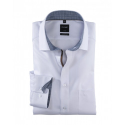 Chemise manches longues Olymp Luxor 1241 24 00 blanche