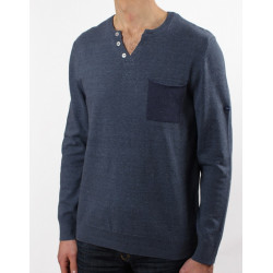 Pull Faral Indigo Saint James