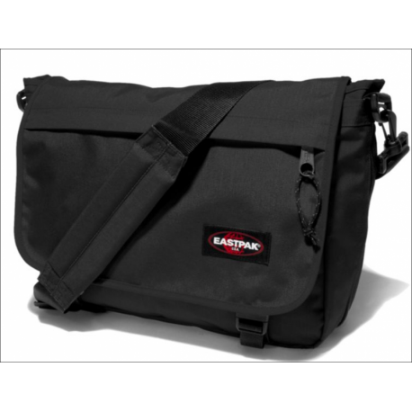 Besace Eastpak Delegate Black-Maroquinerie Quey Charlieu