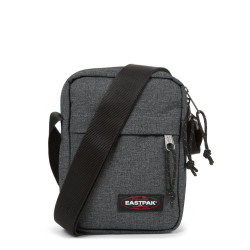 Sacoche - Eastpak - The One Black Denim-Maroquinerie Quey Charlieu