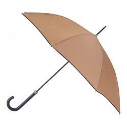 Parapluie Femme Les Essentiels Maison Piganiol 3115 camel
