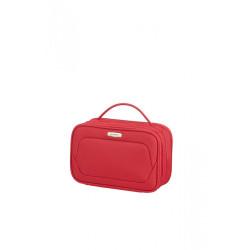Trousse de toilette Samsonite Spark 87613*1726 Rouge maroquinerie Quey Charlieu