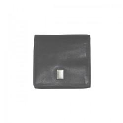 Porte monnaie homme Arthur & Aston 576 771 A Noir-Maroquinerie Quey Charlieu
