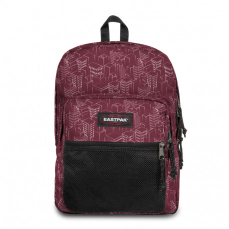 Sac à dos Eastpak Pinnacle 26Q Merlot Blocks