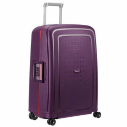 Samsonite S'Cure - Spinner 69 cm - 49307*7080 Purple Raspberry Maroquinerie Quey Charlieu
