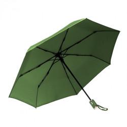 Parapluie Pliant Beau Nuage - L'Automatique Vert Oulan-Bator