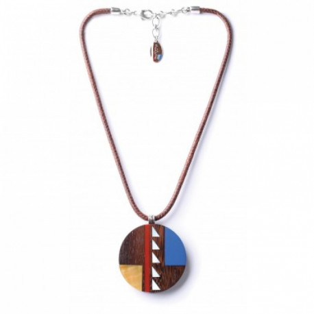 Collier Nature Bijoux collection Inlay