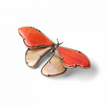 Broche papillon de NATURE BIJOUX