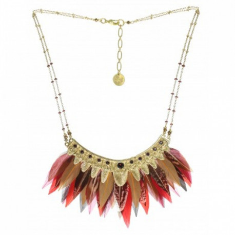 Collier Franck Herval Collection Lys