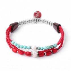 Bracelet Nature Bijoux collection Indiana