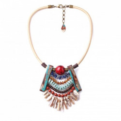 Collier NATURE BIJOUX collection socotra