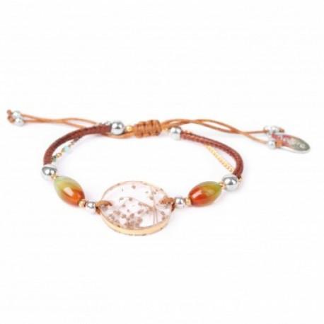 Bracelet Nature Bijoux collection Botaniste